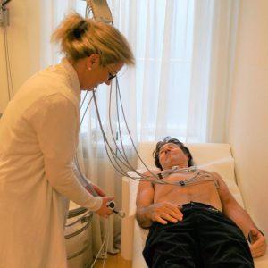 Brigitte EKG Dr. Kaserer