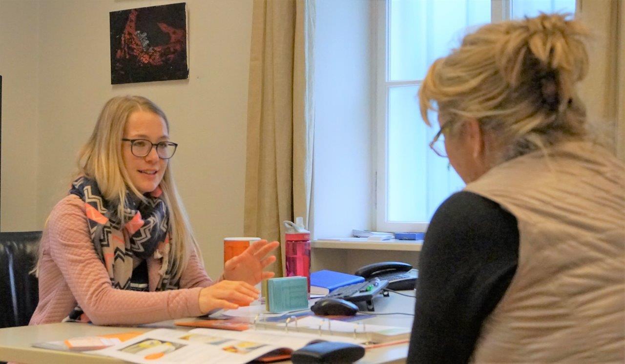 Nicole Wächter Diätassistentin Beratung