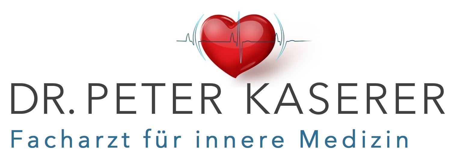 Dr. Kaserer Peter Internist Logo4