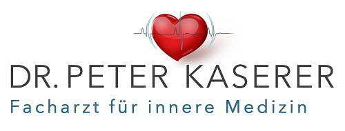 Logo Dr. KASERER PETER INTERNIST web