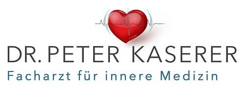 Logo Dr. KASERER PETER INTERNIST web